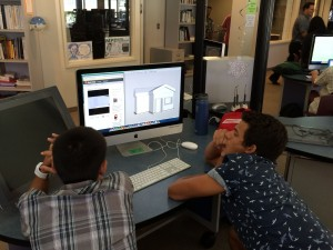 Designing with sketchup
