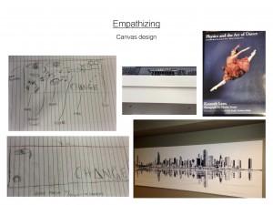 koa's canvas design on motion and dance