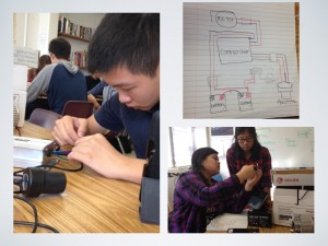 looking at circuit design